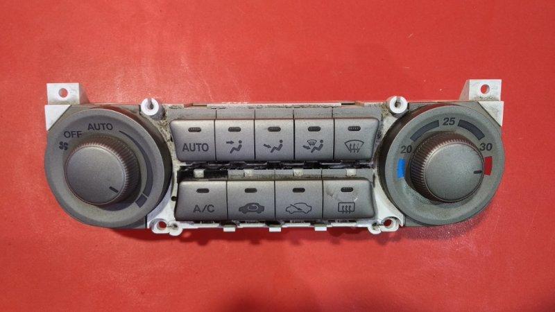 Блок управления климат-контролем Honda Stream RN1 D17A 2000 (б/у)