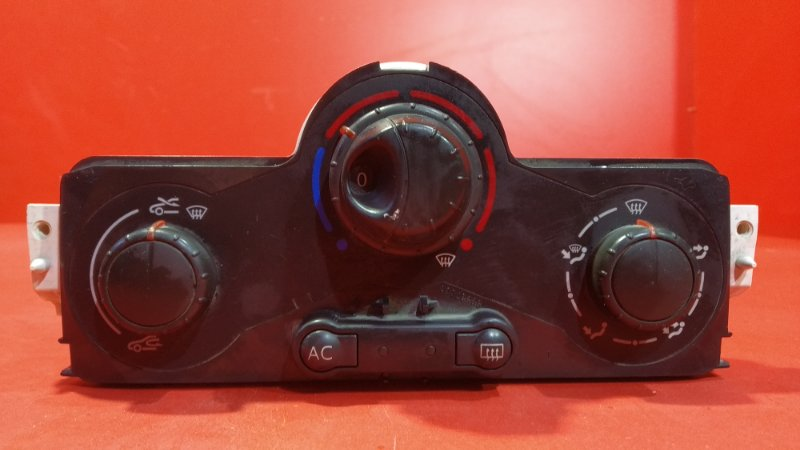 Блок управления климат-контролем Renault Megane BM F4R 2003 (б/у)