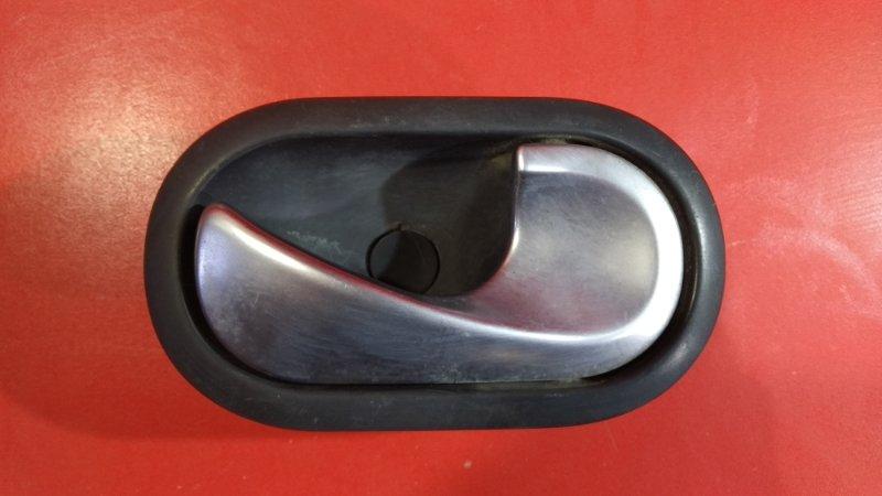 Ручка двери внутренняя Renault Megane LM05 K4M 2002 передняя правая (б/у)