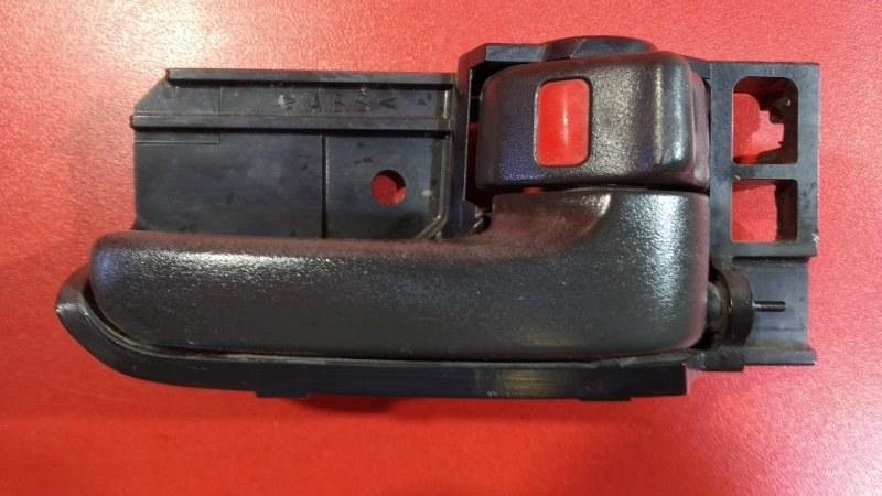 Ручка двери внутренняя Toyota Probox NCP51 1NZ-FE 2002 передняя правая (б/у)
