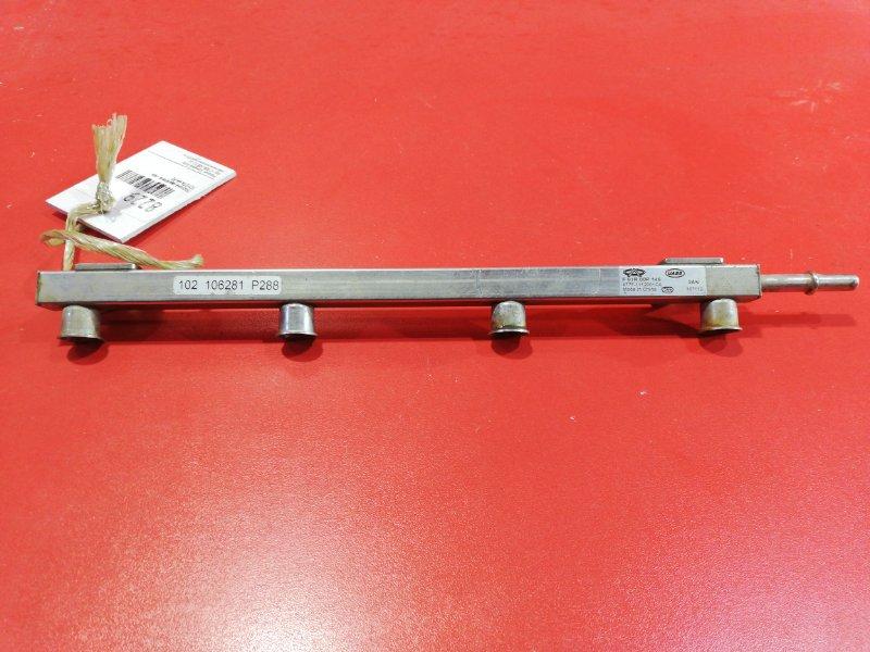 Топливная рампа Chery Bonus A13 A13 SQR477F 2011 (б/у)