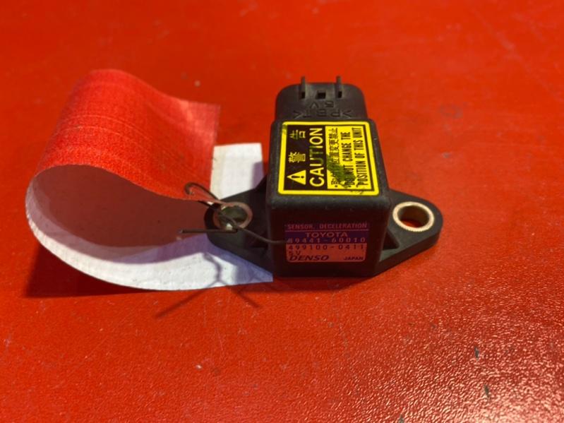 Датчик замедления Toyota Vitz KSP90 1KRFE 2005 (б/у)