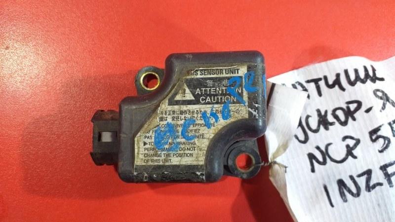 Датчик замедления Toyota Probox NCP55 2NZFE 2002 (б/у)
