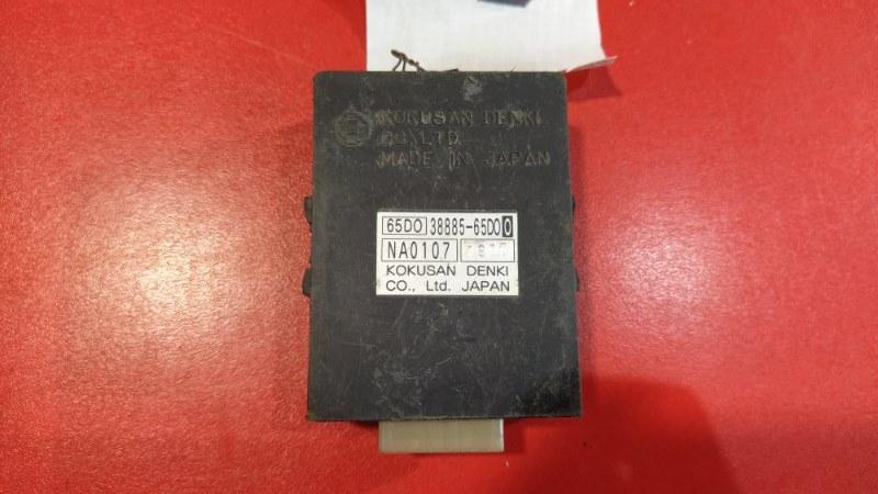 Блок управления 4wd Suzuki Escudo TD02W G16A 1997 (б/у)