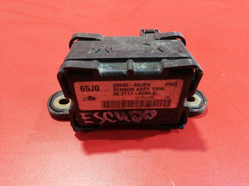 Датчик ускорения Suzuki Escudo TD02W G16A 1997 (б/у)