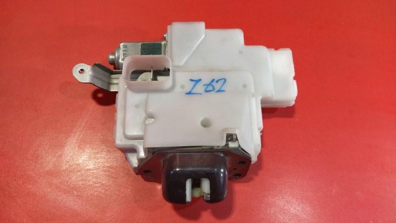 Замок крышки багажника Infiniti Qx56 Z62 VK56VD 2010 задний (б/у)