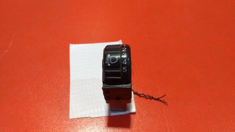 Кнопка регулировки фар Toyota Hiace KZH100 1RZ 1989 (б/у)