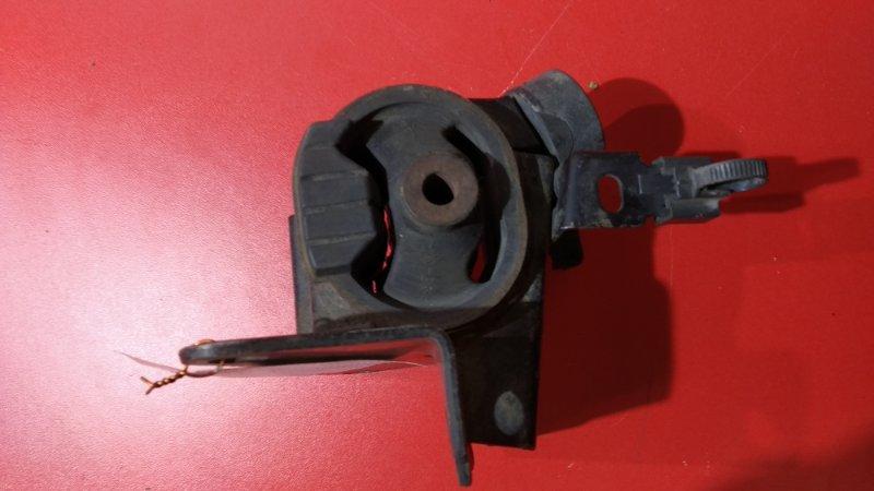 Подушка двигателя Toyota Platz NCP12 1SZFE 1999 (б/у)
