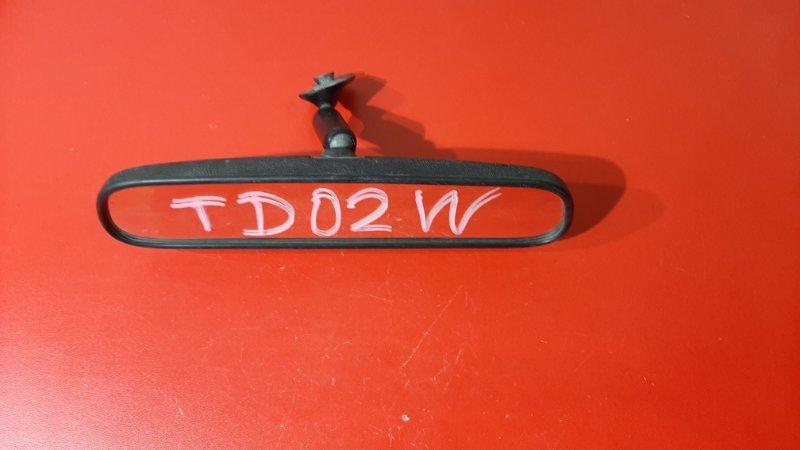 Зеркало салона Suzuki Escudo TD02W G16A 1997 (б/у)