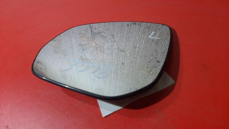 Стекло зеркала заднего вида Peugeot 308 (T7) 4B 9HZ 2007 левое (б/у)
