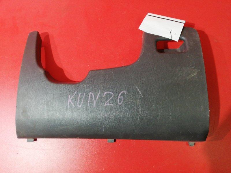 Накладка торпедо Toyota Hilux KUN25 1GRFE 2012 левая (б/у)