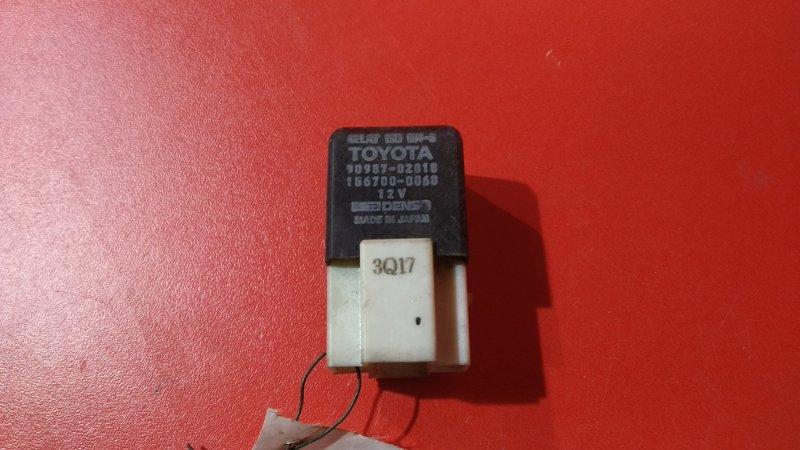 Реле вентилятора Toyota Corona Exiv ST180 3SFE 1989 (б/у)