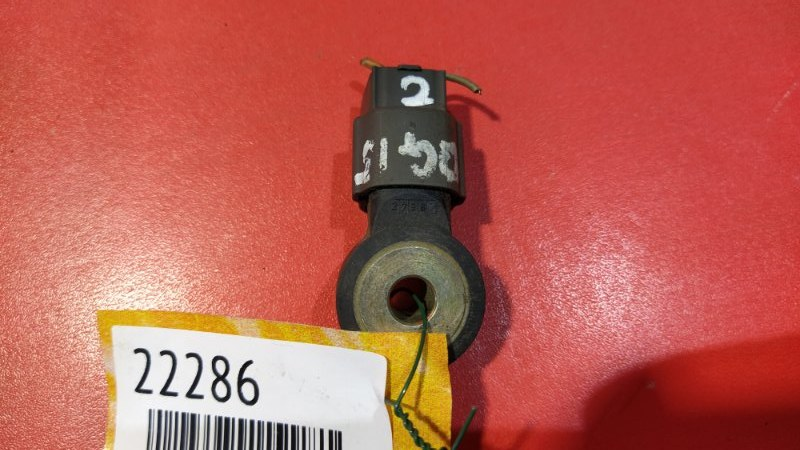 Датчик детонации Nissan Sunny B15 QG13DE 1998 (б/у)