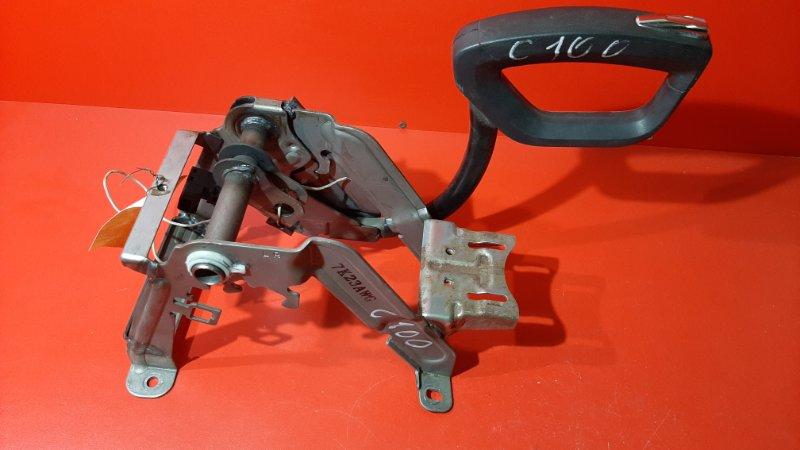 Ручка ручника Chevrolet Captiva C100 10HM 2006 (б/у)