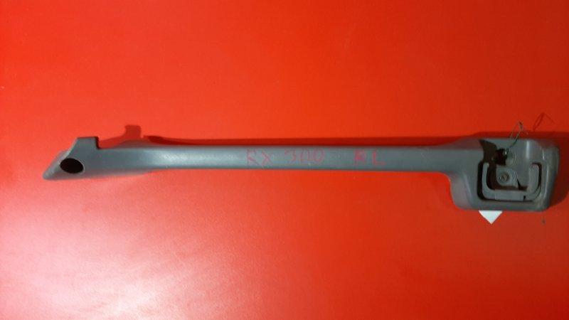 Ручка обшивки багажника Lexus Lexus MCU10 1MZFE 1996 задняя левая (б/у)