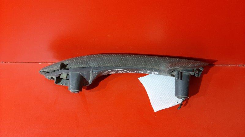 Ручка двери внутренняя Mazda Familia BJ3P B3-ME 1998 задняя правая (б/у)
