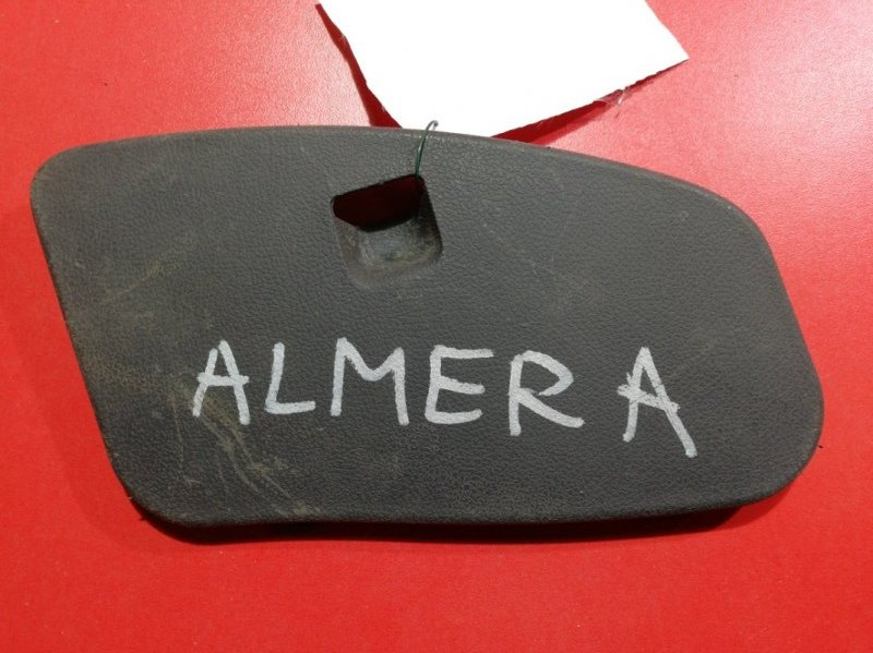 Заглушка блока предохранителей Nissan Almera G15 K4M 2013 (б/у)