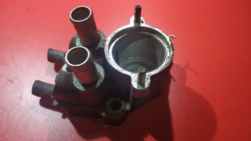 Корпус термостата Toyota Carina AT211 7AFE 1992 (б/у)