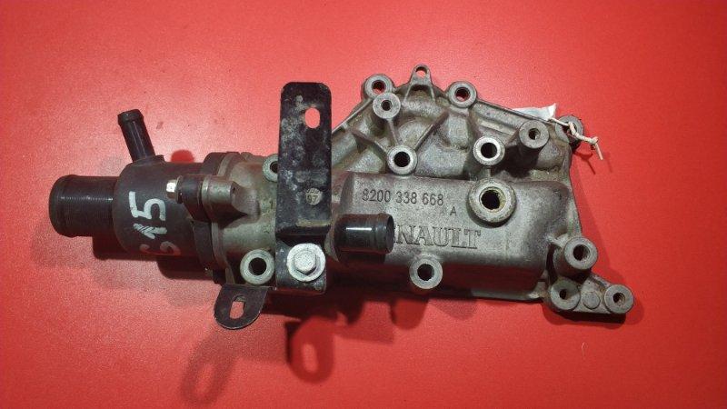 Корпус термостата Renault Scenic JM K4M761 2004 (б/у)
