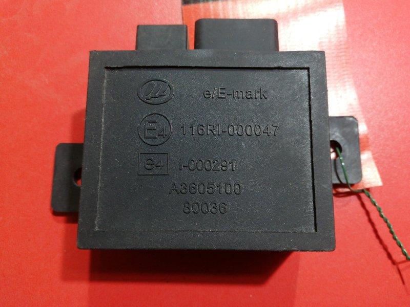 Блок электронный Lifan X50 LF479Q2-B 2016 (б/у)