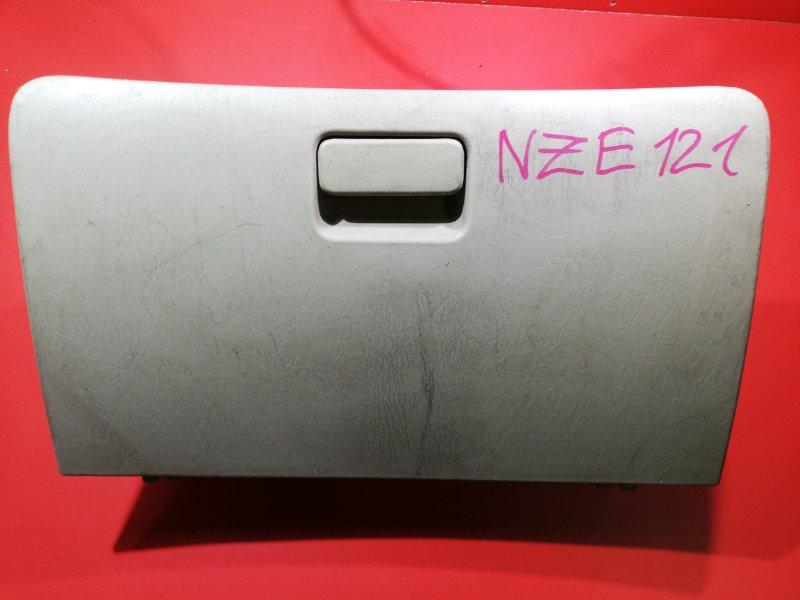 Бардачок Toyota Allex NZE121 1NZ-FE 2001 (б/у)