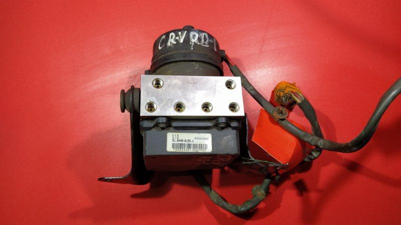 Блок abs Honda Cr-V RD1 B20B 1996 (б/у)