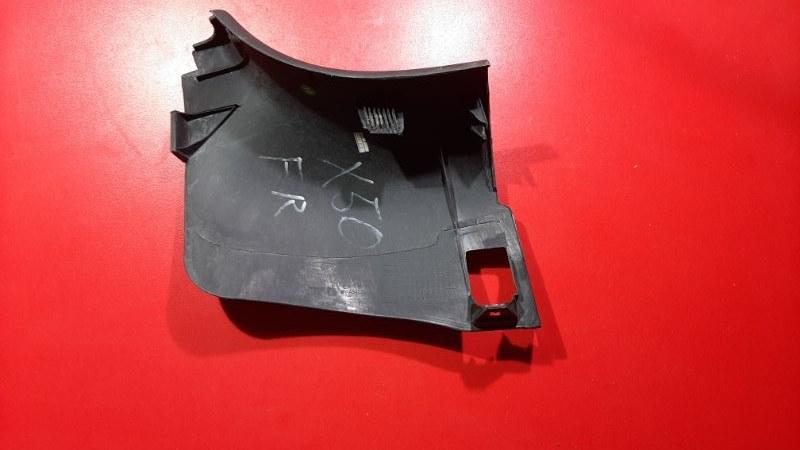 Накладка порога (внутренняя) Lifan X50 LF479Q2-B 2016 передняя правая (б/у)