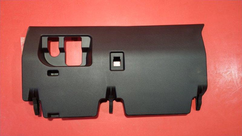 Накладка под руль Nissan Patrol Y62 VK56VD 2010 (б/у)
