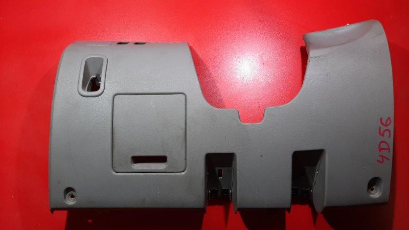Накладка под руль Mitsubishi L200 KB4T 4D56 2005 (б/у)