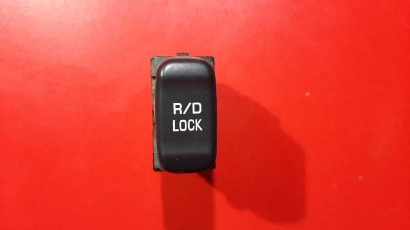 Кнопка включения дифференциала Mitsubishi L200 KB4T 4D56 2005 (б/у)