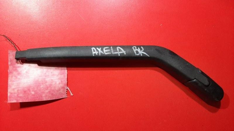 Поводок дворника Mazda Axela BK3P L3VE 2003 задний (б/у)