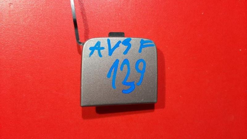 Заглушка буксировочного крюка Volkswagen Jetta 162 AES 2011 (б/у)