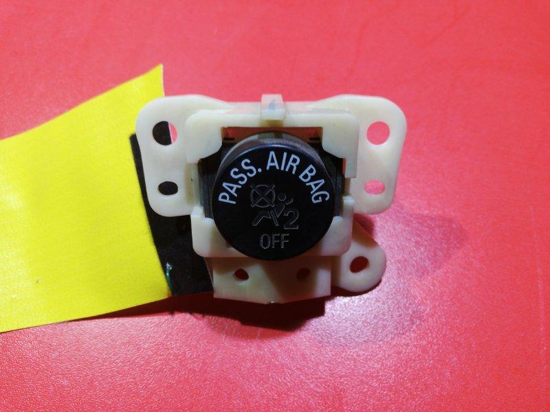 Кнопка индикатор air bag Mitsubishi L200 KA4T 4D56 2013 (б/у)