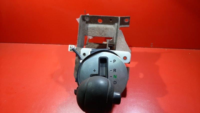 Селектор акпп Mitsubishi Airtrek CU2W 4G63 2001 (б/у)