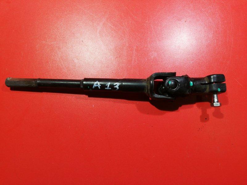 Рулевой карданчик Chery Bonus A13 SQR477F 2011 (б/у)