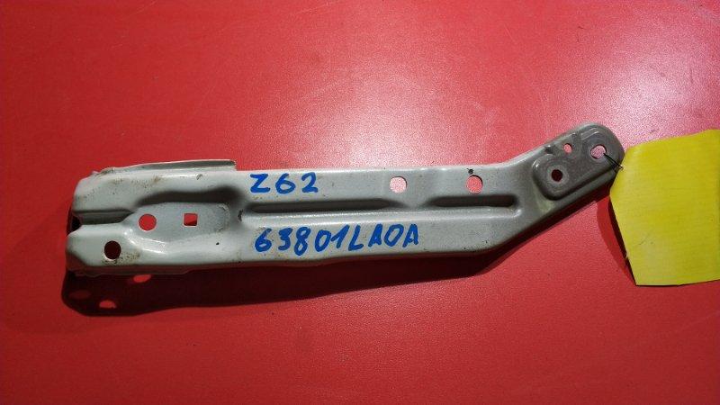 Крепление бампера Infiniti Qx56 Z62 VK56VD 2010 переднее правое (б/у)