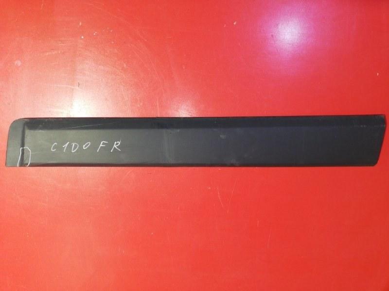 Накладка двери Chevrolet Captiva C100 10HM 2006 передняя правая (б/у)