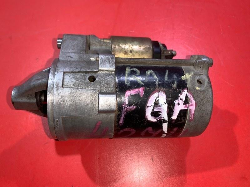 Стартер Suzuki Alto HA11S F6A 1998 (б/у)