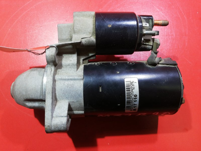 Стартер Bmw 5-Series E39 M52B20 1995 (б/у)