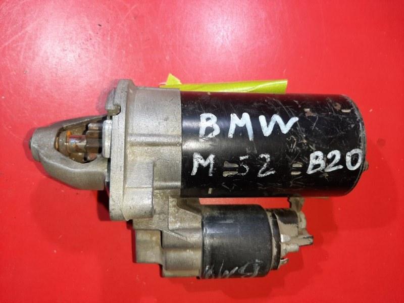 Стартер Bmw 5-Series E39 M47D20 1999 (б/у)