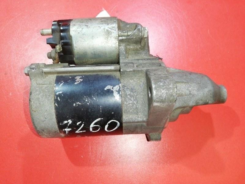 Стартер Toyota Vitz KSP130 1KRFE 2004 (б/у)
