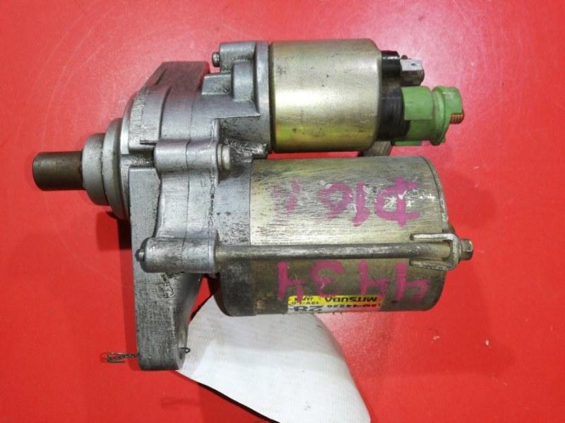 Стартер Honda Hr-V GH1 D16A 1999 (б/у)