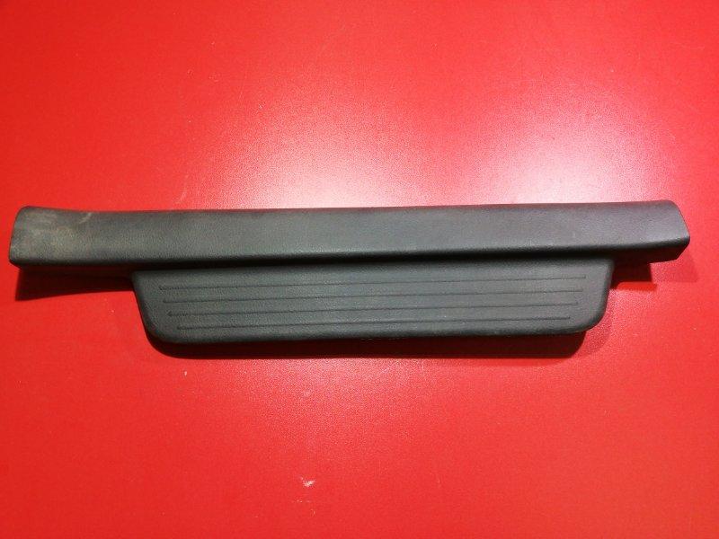 Накладка на порог Toyota Succeed NCP58 1NZFE 2008 передняя правая (б/у)