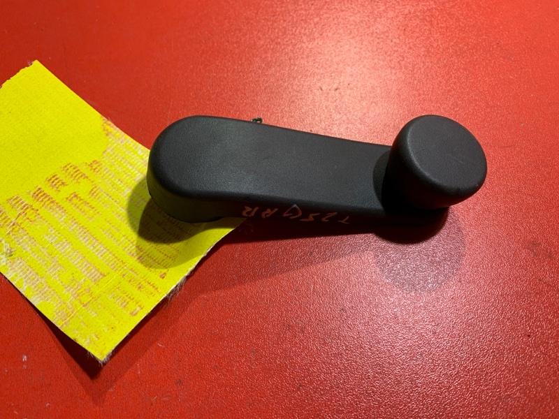 Ручка стеклоподъемника Chevrolet Aveo T200 ECOTECL61 2005 задняя (б/у)
