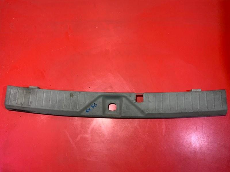 Накладка замка багажника Infiniti Qx56 JA60 VK56DE 2005 (б/у)