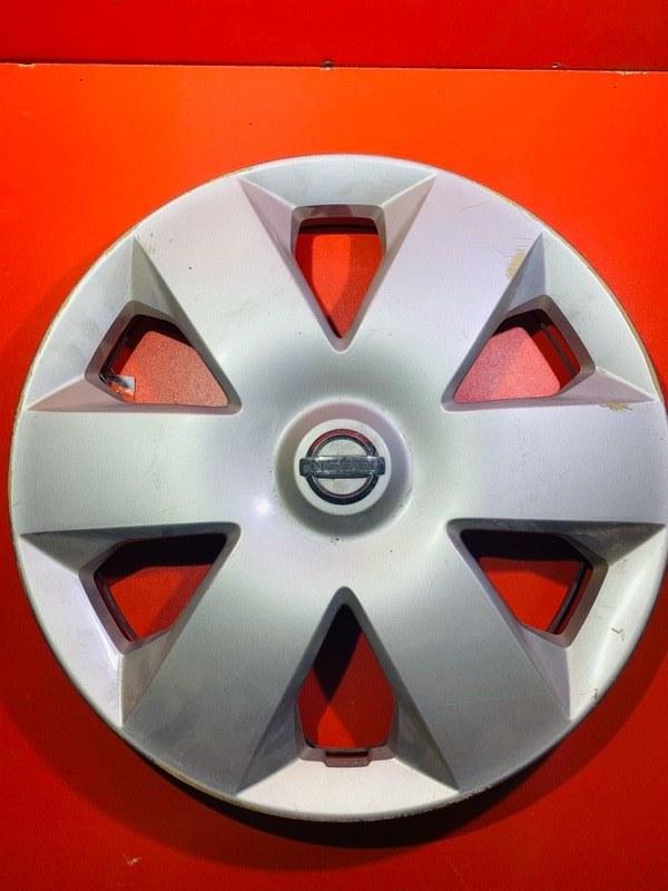 Колпак Nissan Almera B10 QG16DE 2006 (б/у)