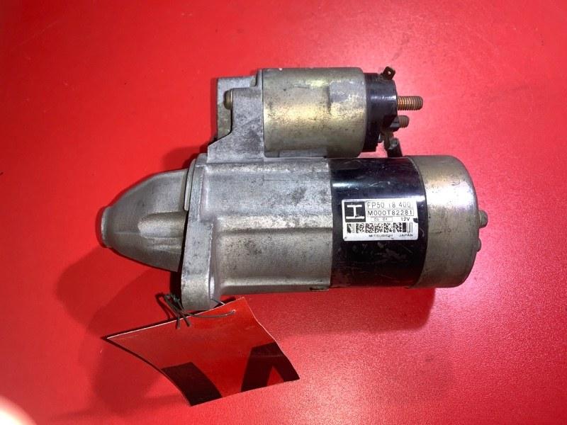 Стартер Mazda Mpv GESR WL-T 1987 (б/у)