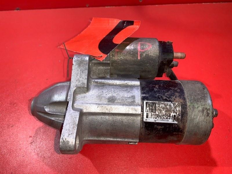 Стартер Mazda Mpv LWEW FS 1999 (б/у)