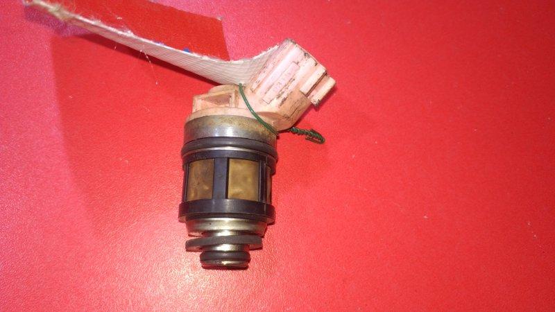Форсунка инжекторная Nissan Elgrand ALE50 VG33E 2000 (б/у)