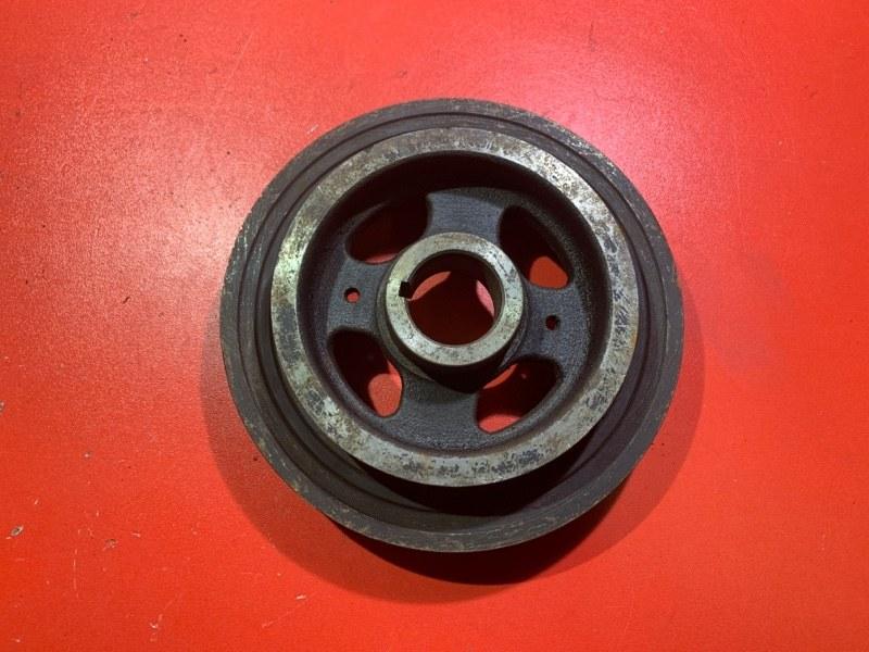 Шкив коленвала Nissan Almera N15 SR18DE 2007 (б/у)